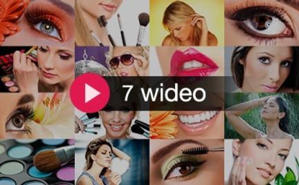 Wideomakijaże: makijaż w stylu retro