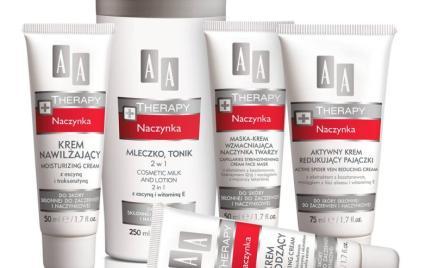 Nowości z linii AA Therapy Naczynka