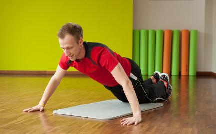 Idealna sylwetka - trening na czwarty tydzień