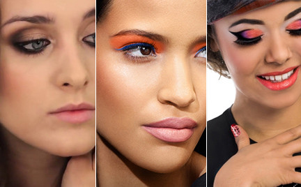 Trendy w wiosennym makijażu