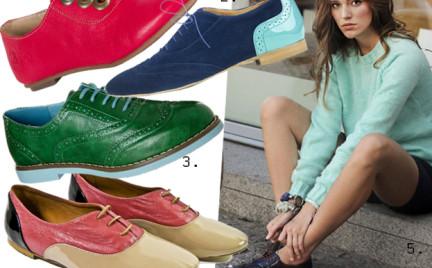 Kupujemy: sznurowane buty