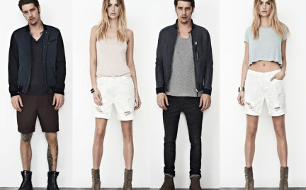 To jest modne: letni lookbook All Saints