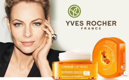 Ovalelifting Yves Rocher
