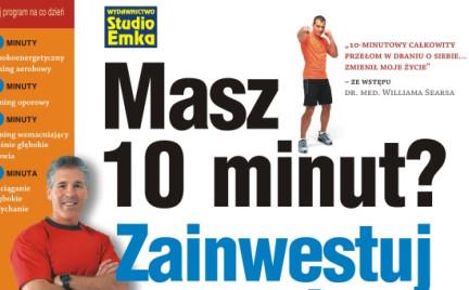 Książka Snobki: Masz 10 minut Zainwestuj w swoje zdrowie