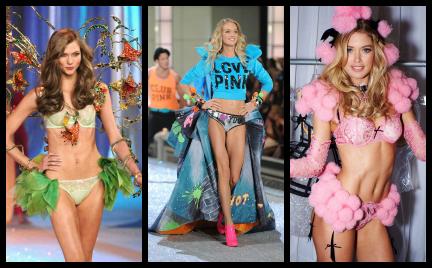 Doutzen Kroes Karlie Kloss i Lindsay Ellingson opuszczają Victoria s Secret