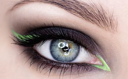 Makijaż: Versace - Spring 2013