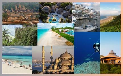 Snobka w podróży: 10 wartych uwagi kierunków turystycznych