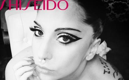 Lady Gaga nową twarzą Shiseido