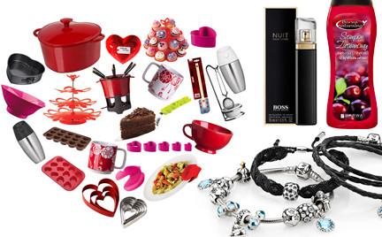 Zrób sobie prezent na Walentynki (ponad 40 pomysłów)
